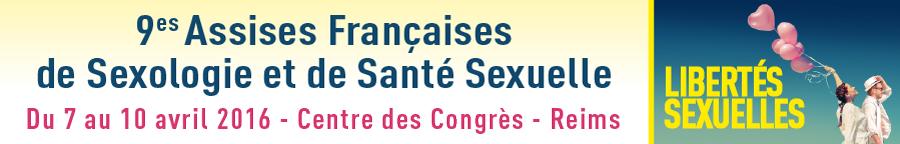 Bandeau - Assises Sexologie 2016